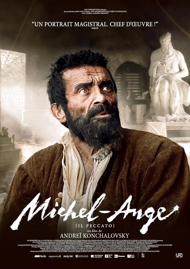 Le «Michel-Ange» d'Andreï Kontchalovski est de retour sur nos écrans.