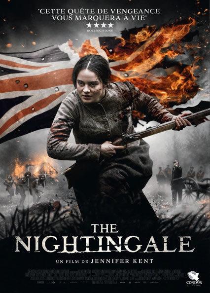 «The Nightingale» de Jennifer Kent en VOD, Dvd et Blu-ray