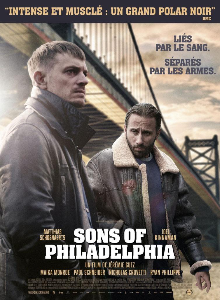 «Sons of Philadelphia», un film de mafia à l'ancienne avec Matthias Schoenaerts