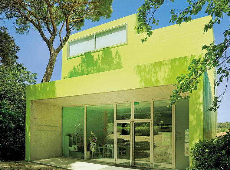 Gagnez 5 places pour les expositions temporaires et la collection permanente de l'Espace de l'art concret