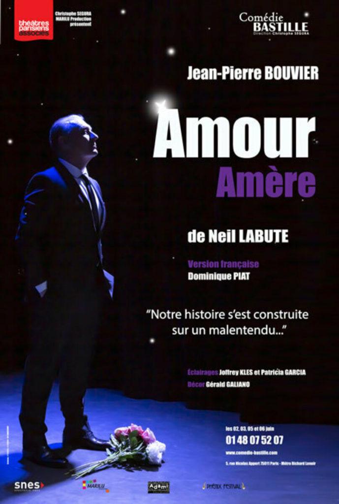Amour amère à ne pas rater au OFF d'Avignon