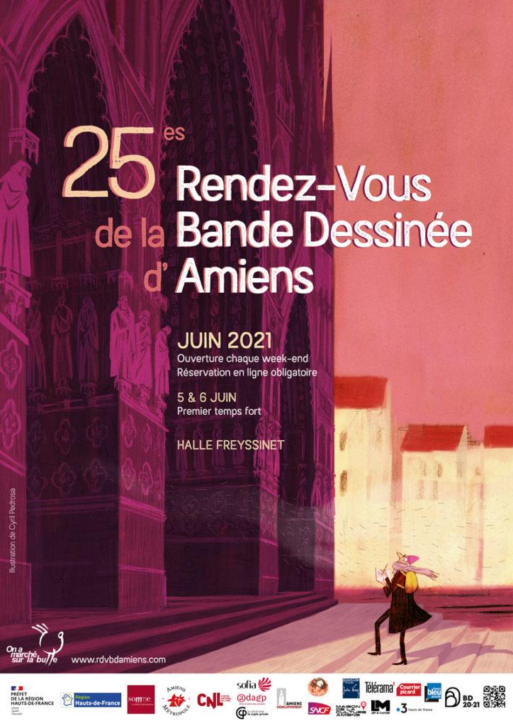 Les Rendez-Vous de la Bande Dessinée d'Amiens, la BD pour tous