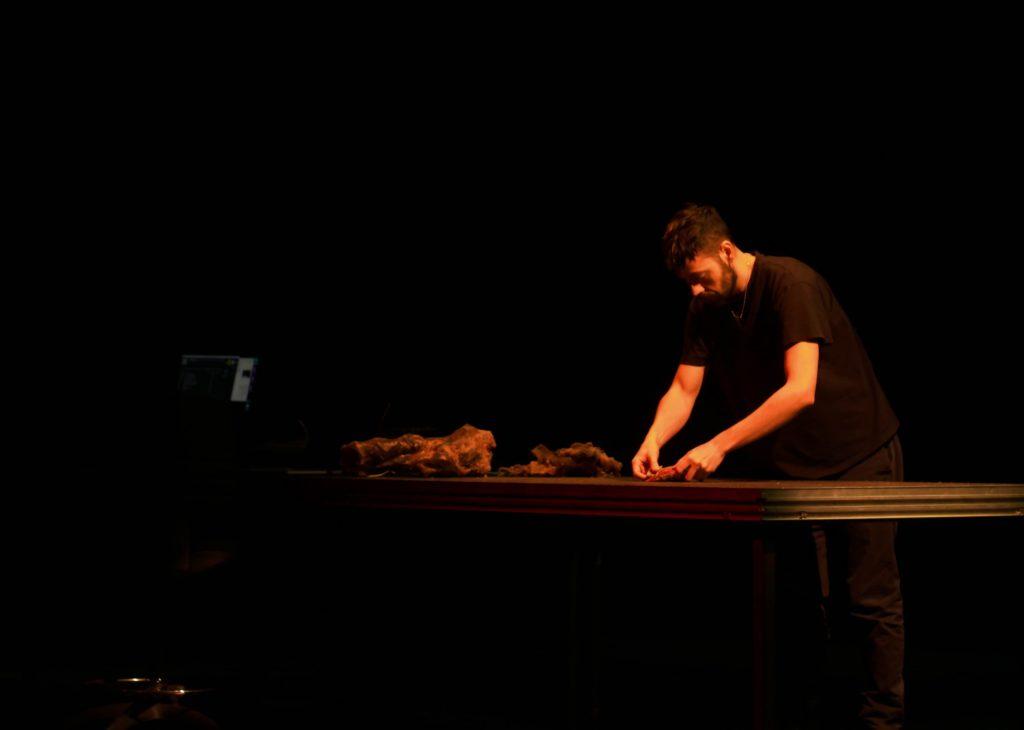 La danse macabre d'Arkadi Zaides en ouverture de Montpellier danse