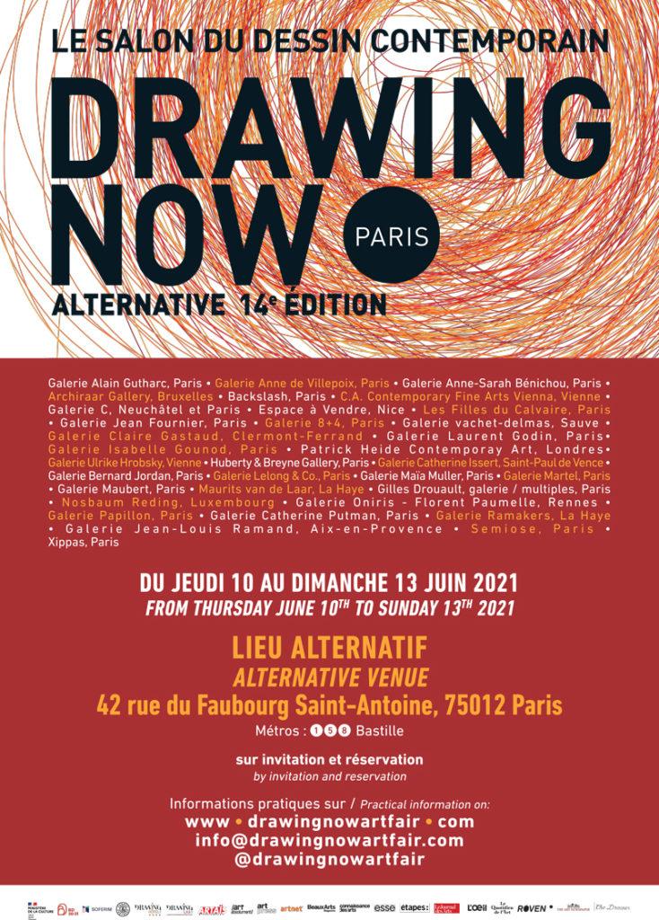 Drawing Now Alternative, la vitalité du dessin contemporain