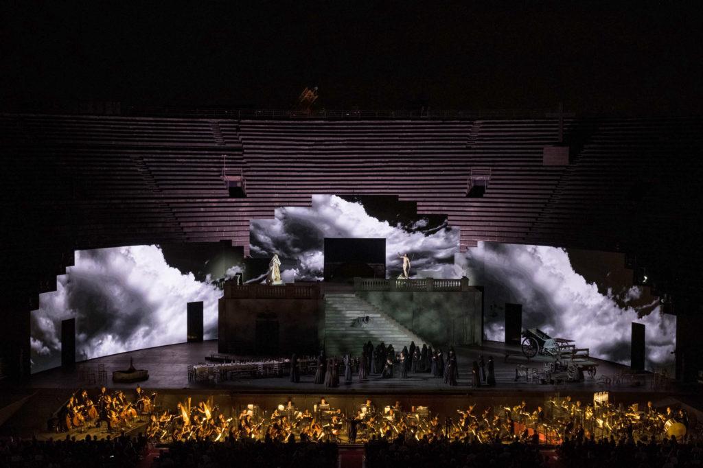 Cavalleria Rusticana et Pagliacci ouvrent officiellement le Festival de Vérone