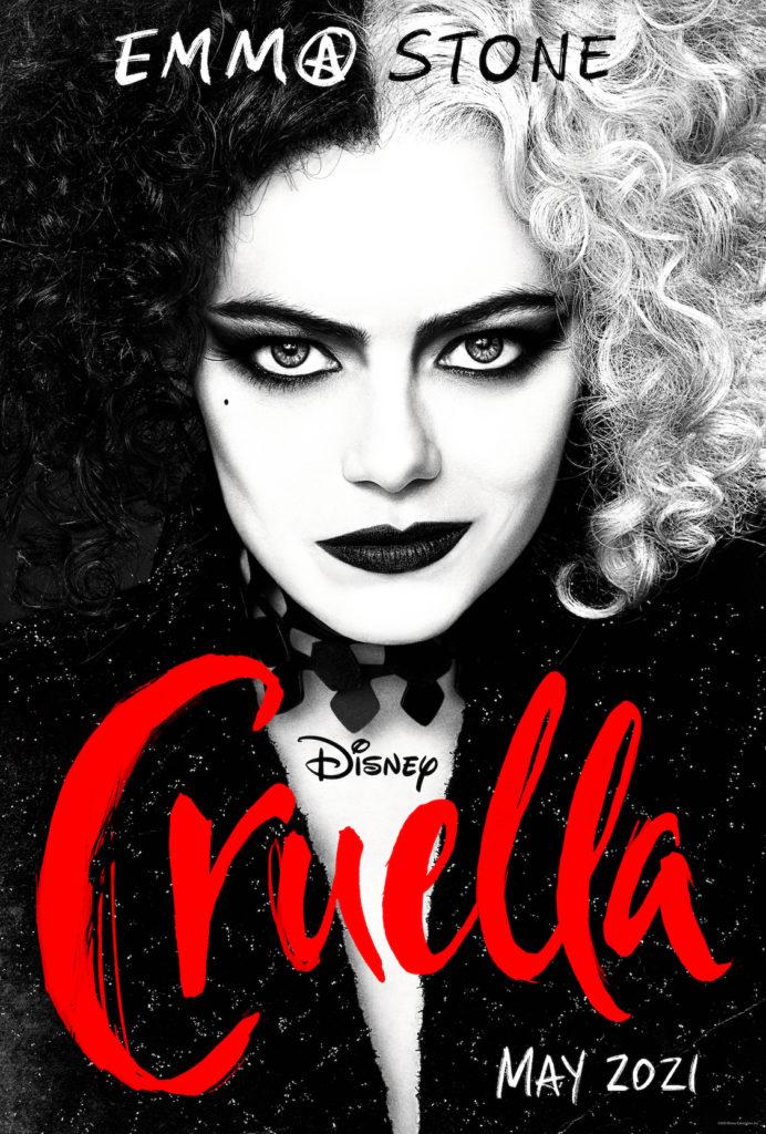 Cruella ou la méchante la plus stylée de Disney