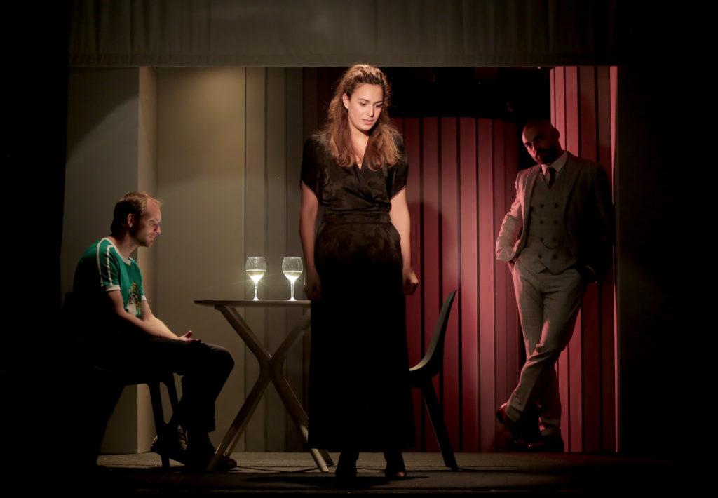 EXIT Une comédie musicale romantique mais moderne