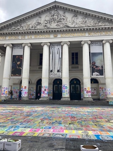 Entretien avec Carole Saturno – Picture! Festival : L'illustration embrasse Bruxelles