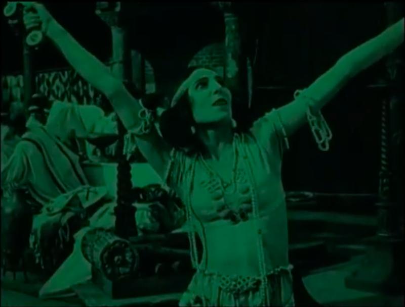 Cinédanse : Ida Rubinstein tragédienne et danseuse