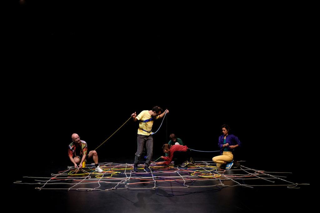 « Forces de la nature » d'Ivana Müller : des cordes et des corps
