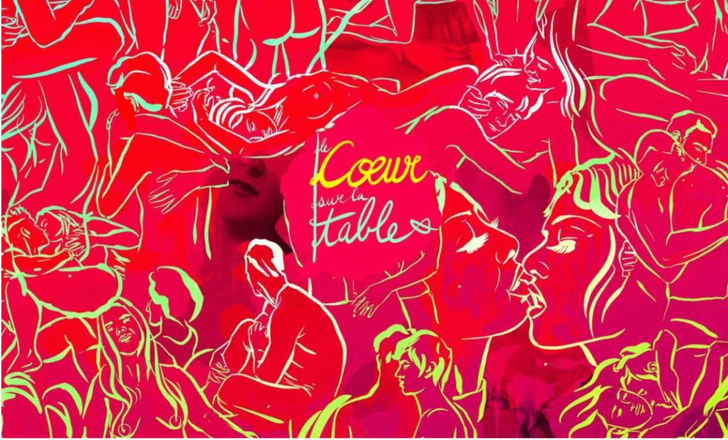 On adore « Le Cœur sur la table » le nouveau podcast de Victoire Tuaillon qui interroge notre rapport à l'amour
