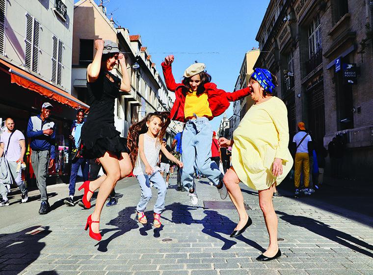 Gagnez 2 places pour le spectacle « Les Monstrueuses » de Leïla Anis mise en scène Karim Hammiche mercredi 16 juin à 20h au Théâtre Gérard Philipe, centre dramatique national de Saint-Denis