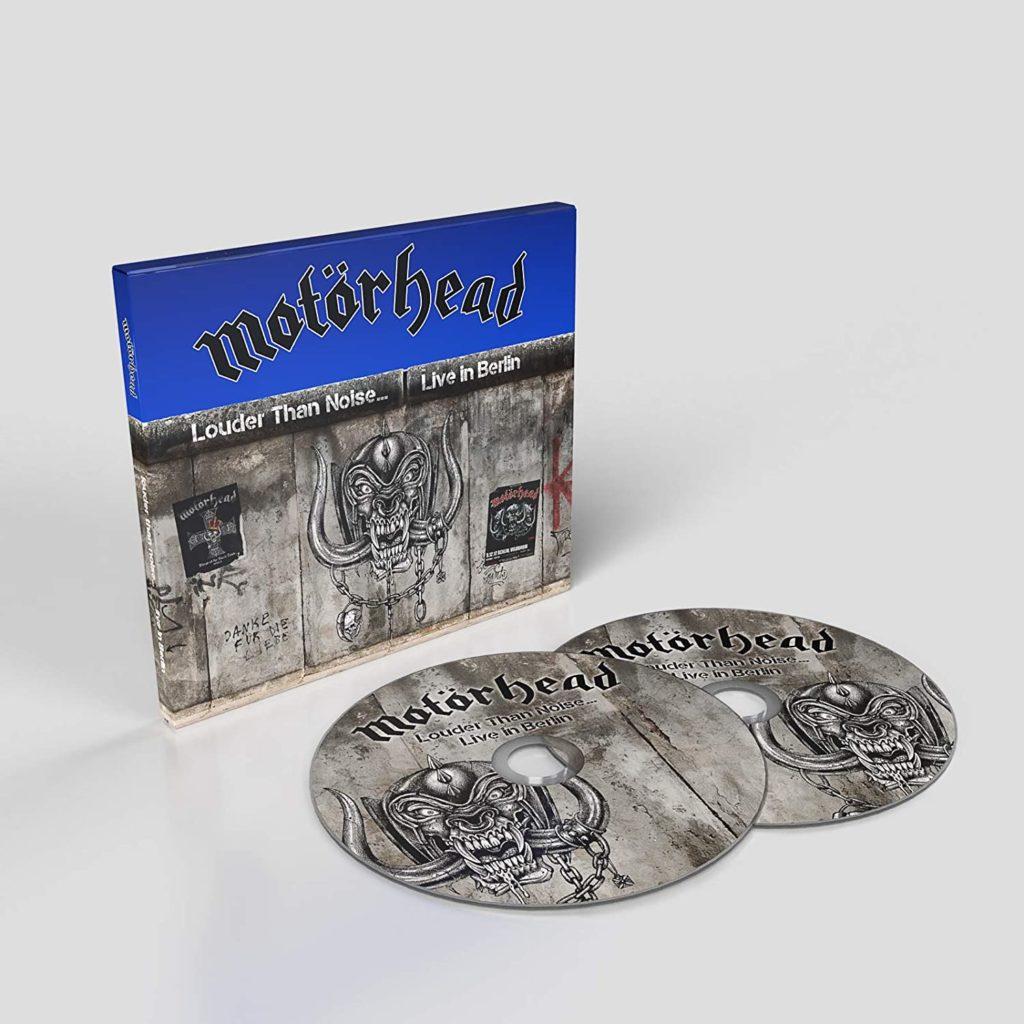 Motörhead «Louder Than Noise» (Live In Berlin) : un concert historique !