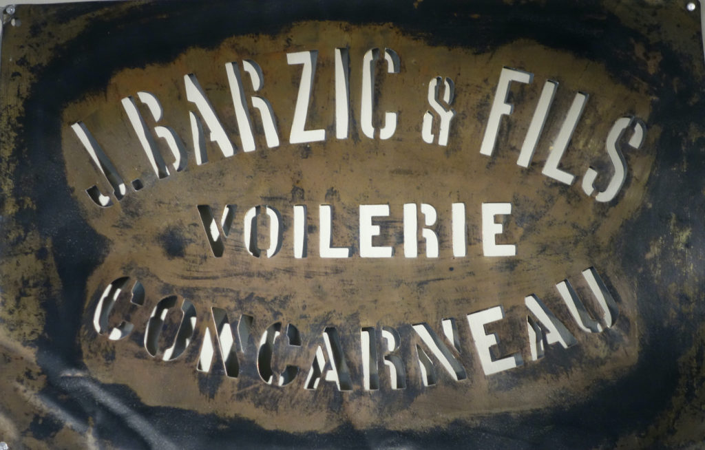 Tout commence en Finistère, Aurélien Richard au Musée de la Pêche de Concarneau
