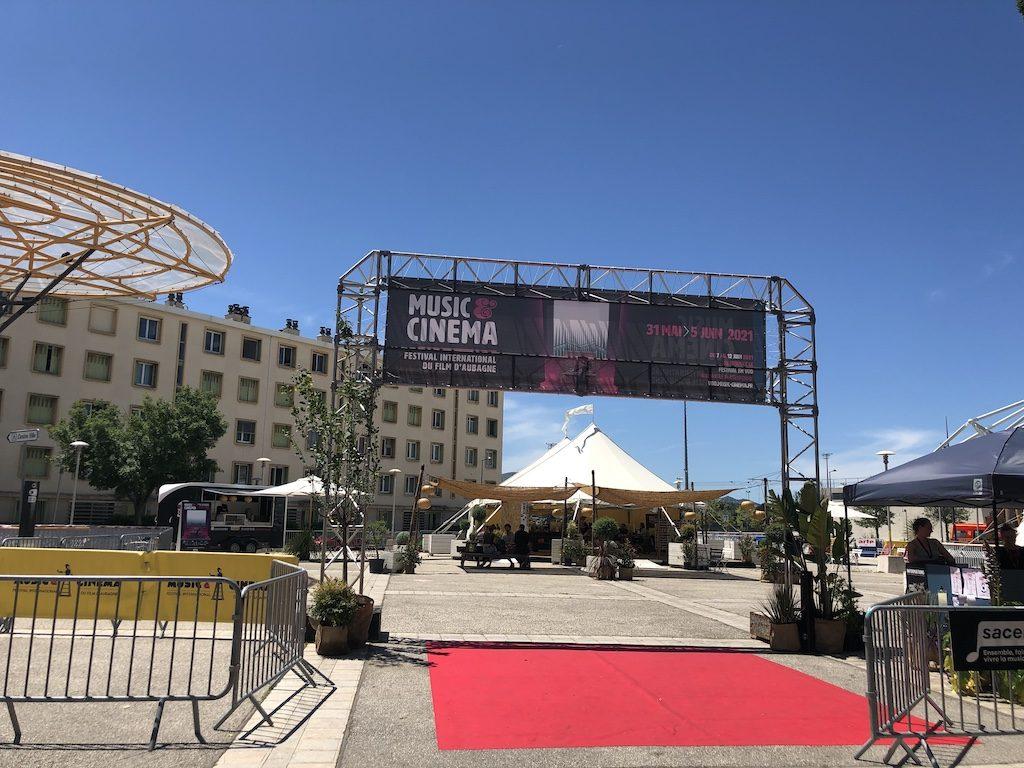 Live-Report : un dernier jour harmonieux au 22e Music et Cinéma, Festival International du Film d'Aubagne