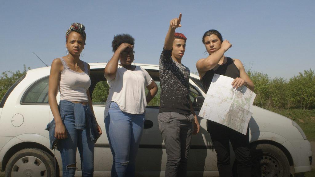 «Douce France» : des lycéens enquêtent sur le projet Europacity