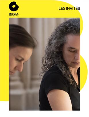 A la Seine Musicale, Stéphanie Paulet et Elisabeth Geiger nous surprennent avec Bach