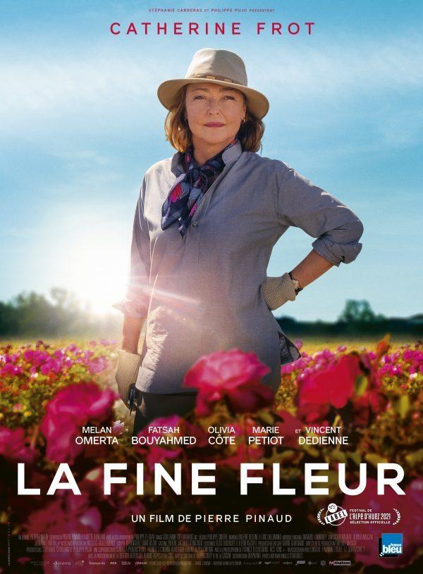 «La fine fleur» de Pierre Pinaud magnifie Catherine Frot en héritière d'un empire de roses