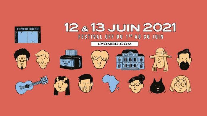 Lyon BD festival : l'imagination en image