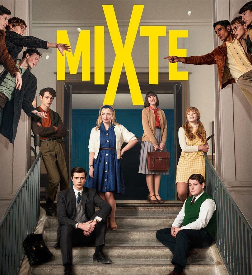 «Mixte» : tous les garçons et les filles sur Amazon Prime