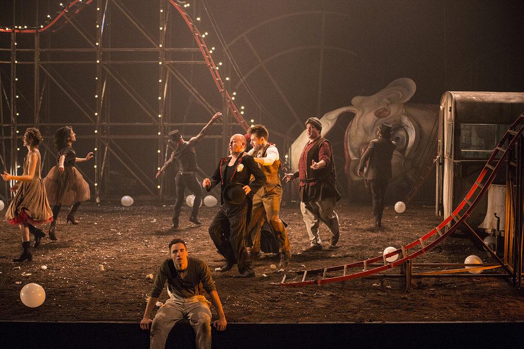 «Peer Gynt» : une mise en scène moderne et réussie de David Bobée