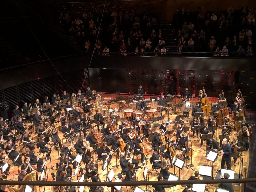 Playing for Philharmonie : François-Xavier Roth dirige l'Orchestre Société Générale en salle Boulez les 21 et 22 juin 2021