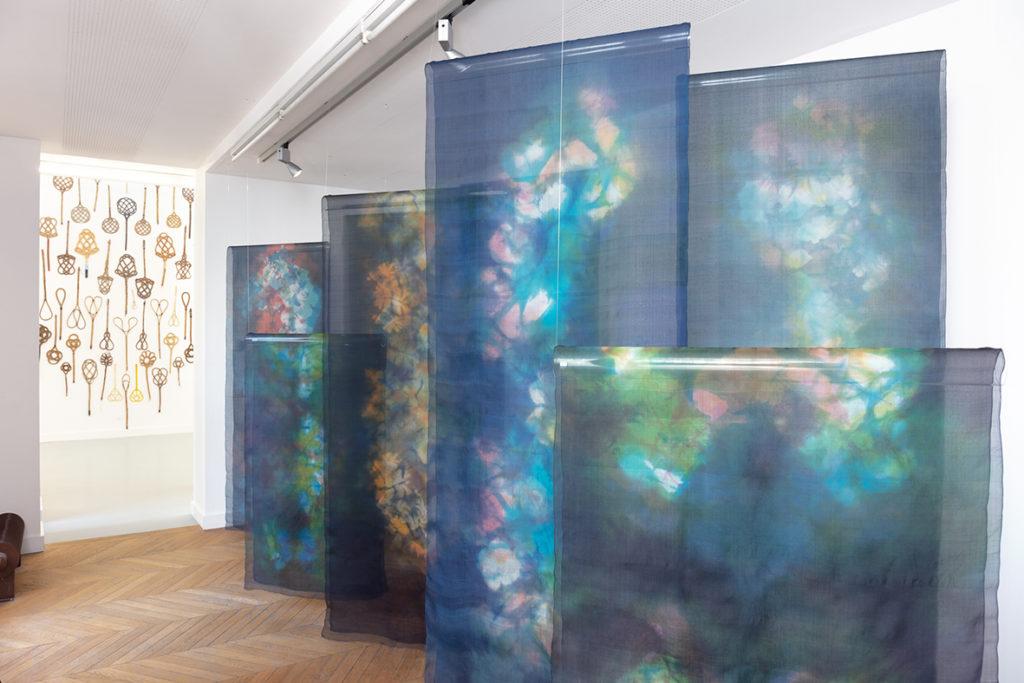 Entretien avec Ysabel de Maisonneuve autour de l'exposition Fils du temps, connexions textiles