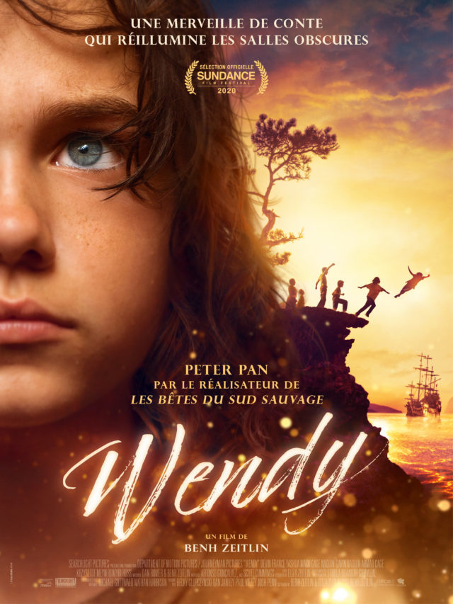 «Wendy» : Benh Zeitlin revisite Peter Pan