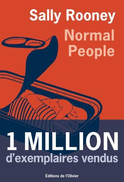 Normal People de Sally Rooney : Roman normal
