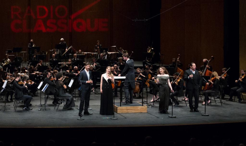 Une Folle soirée de l'opéra en matinée au Théâtre des Champs-Elysées
