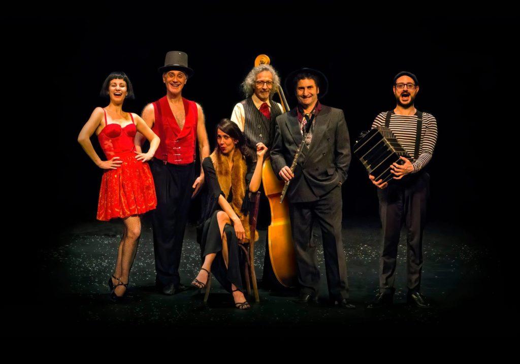 Tango Secret au Théâtre de l'Atelier jusqu'au 28 juillet