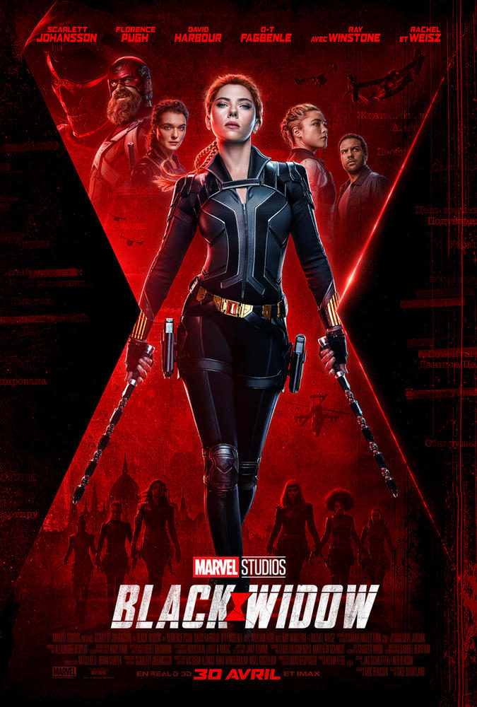 L'agenda des sorties cinéma du 7 juillet 2021