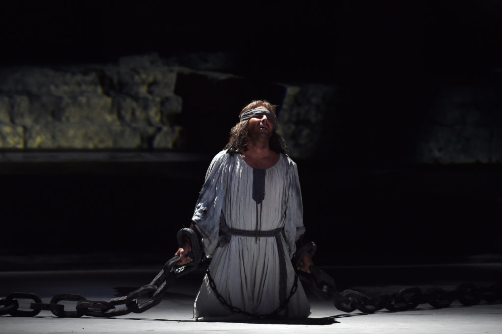Roberto Alagna, Samson de choc aux Chorégies d'Orange