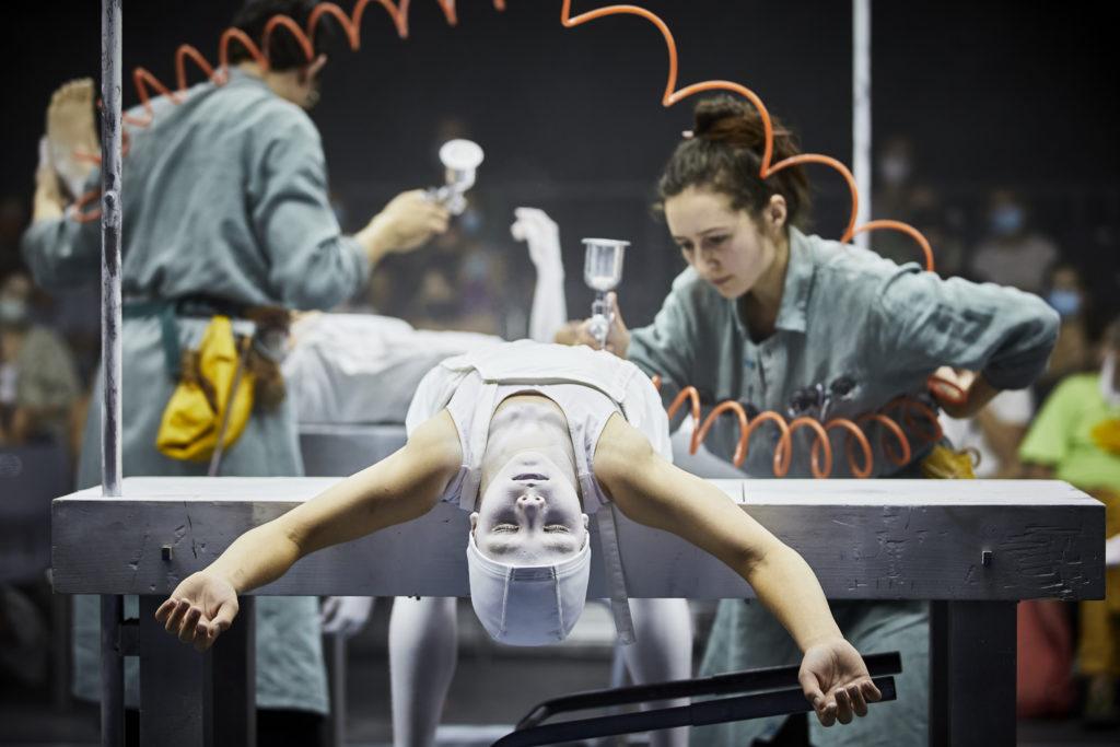 Pinocchio(live)#2, le grand renversement d'Alice Laloy au Festival d'Avignon