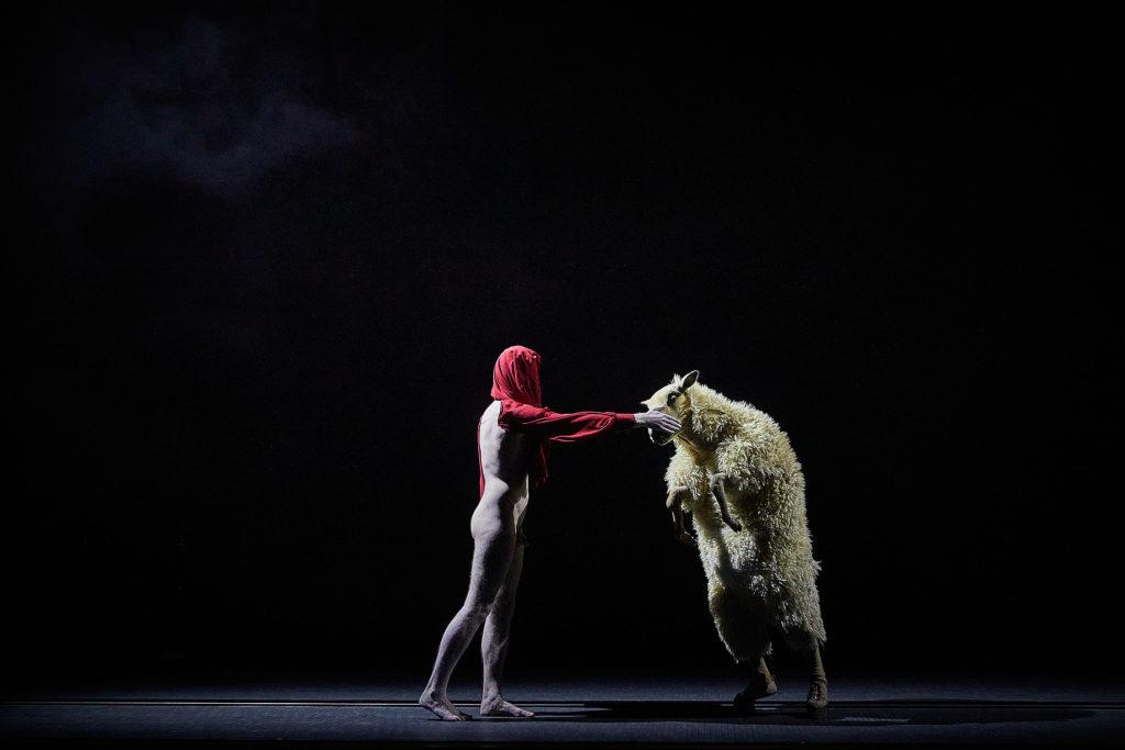 The Sheep Song, le conte initiatique halluciné de FC Bergman au Festival d'Avignon