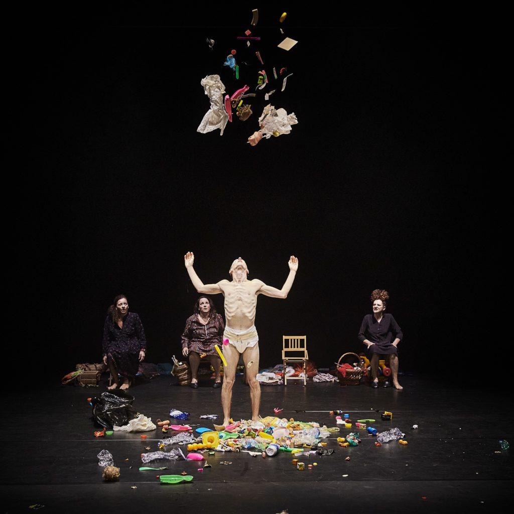 Misericordia, les mamans et les putains d'Emma Dante au Festival d'Avignon