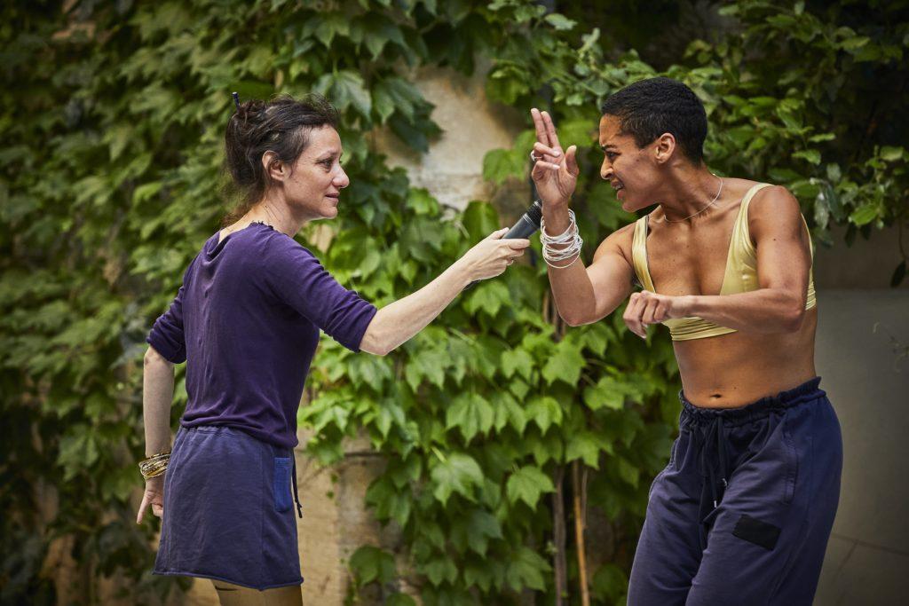 Sororités à Vive le Sujet ! 4 au Festival d'Avignon