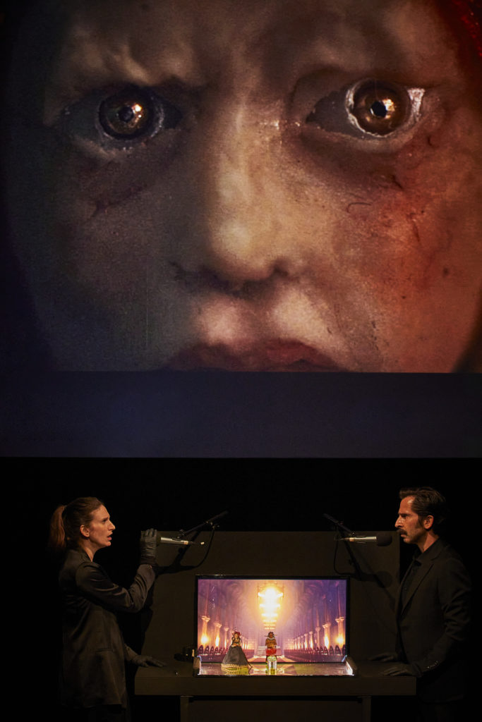 La Petite dans la forêt profonde, la grande tragédie miniature de Dentakis et Minyana au Festival d'Avignon