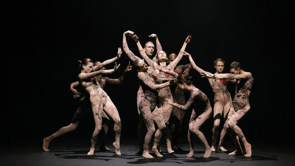 THE BRUTAL JOURNEY OF THE HEART : Sharon Eyal &Gai Behar enflamment Montpellier Danse