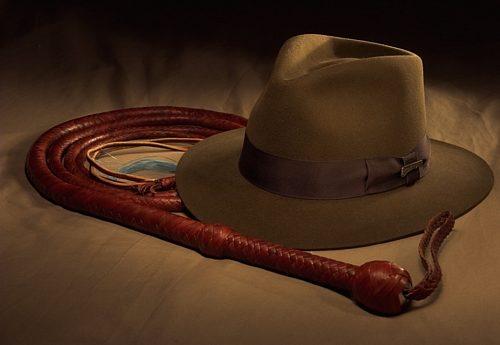 Le chapeau d'Indiana Jones vendu pour 300 000 dollars