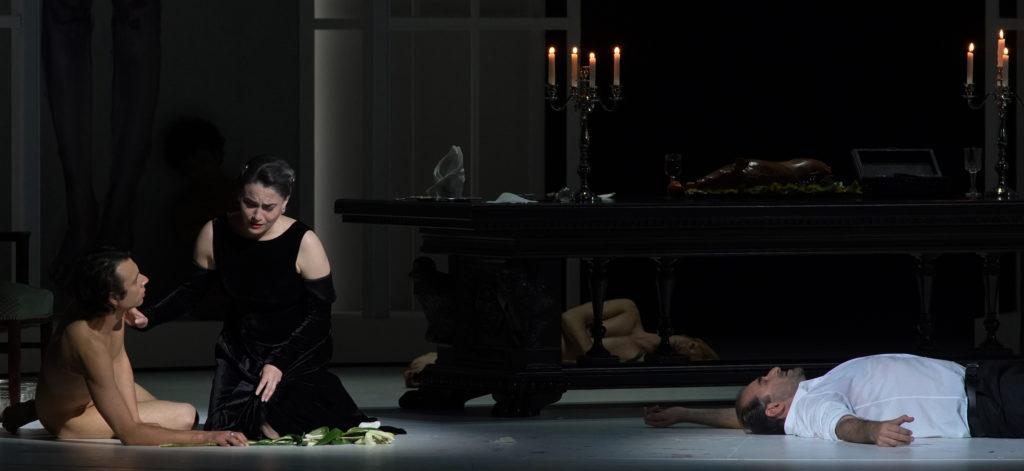 À la Monnaie, Tosca rate son entrée chez Pasolini