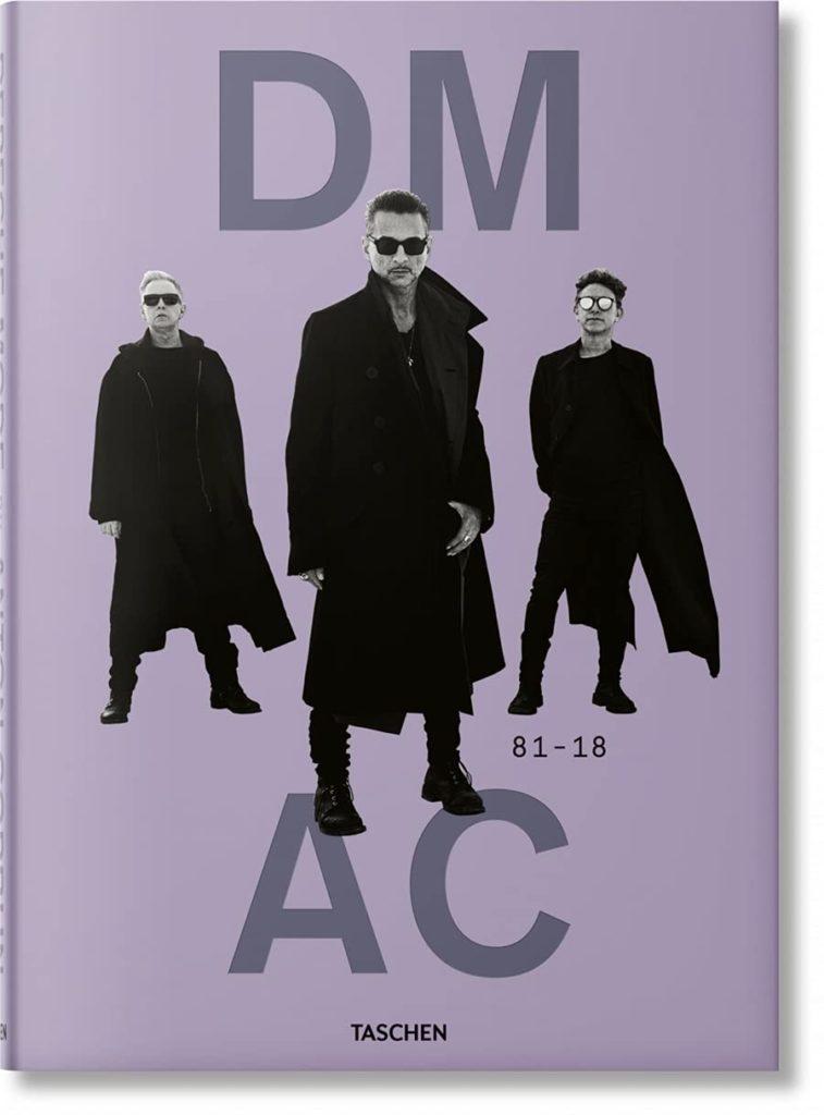 «Depeche Mode» by Anton Corbijn81-18 : un magnifique ouvrage d'art rock!