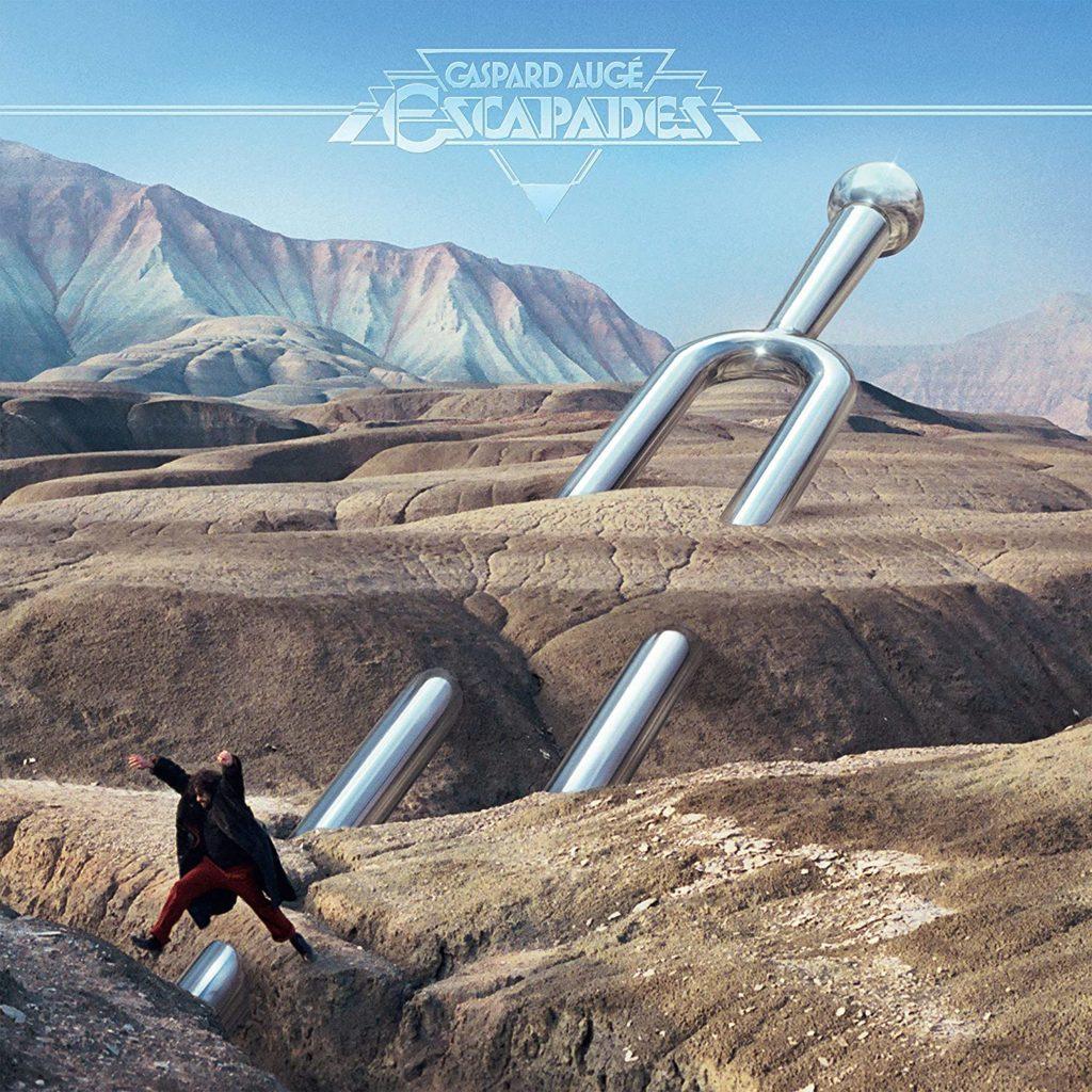 Gaspard Augé « Escapades » :une B.O.F electro-house pour taillée grand écran !