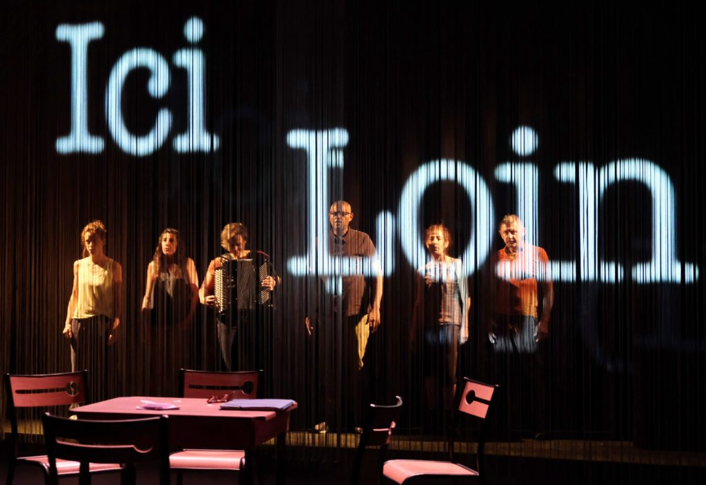 Off d'Avignon : Lignes de vies au Théâtre de l'Entrepôt