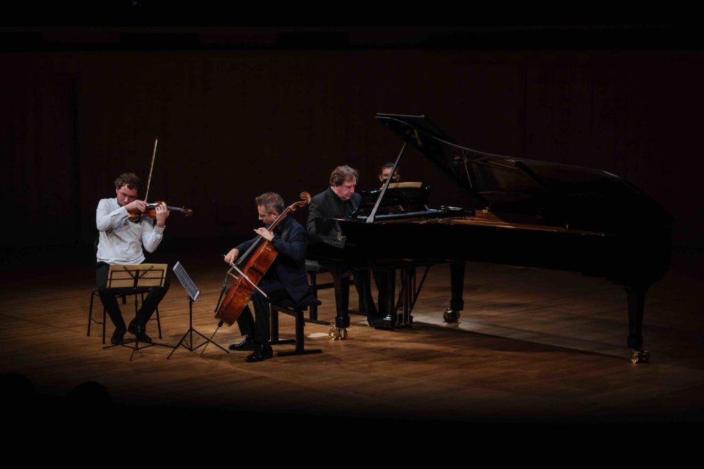 Rencontres Musicales d'Evian – La Grange au Lac retrouve son public