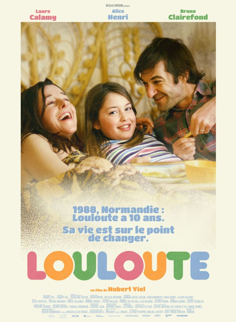 [Critique] Louloute, plongée dans la Normandie des années 1980