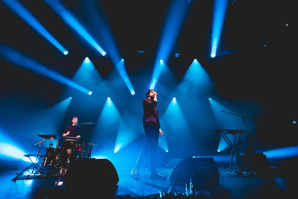 Francofolies de La Rochelle : Martin Luminet, un talent Monstre