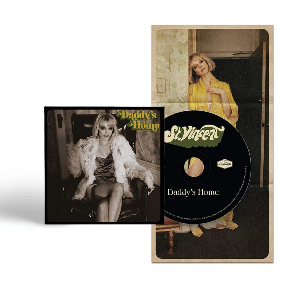 St. Vincent Daddy's Home: Un secret de familledévoilé sur fond de pop soul 70's !