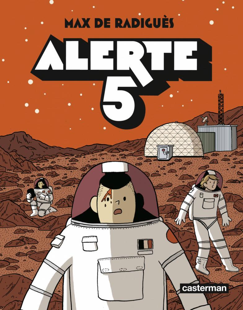 Alerte 5, confinement spatial