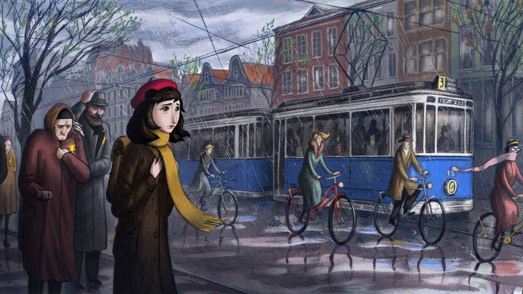 [Cannes 2021, hors compétition] Où est Anne Frank !, l'animation aux questions essentielles d'Ari Folman